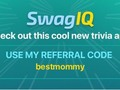 Hi, I just won $$$ by playing this cool new trivia app SwagIQ. Use my referral link to get the app and sign up:…