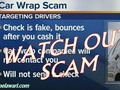 Wrap Your Car Scam - Watch out #wrapyourcar #scam #avoid #watchout #mustread #dontgetscammed #retweet