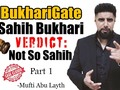 Interesting talk by mufti about authenticity of #Bukhari #hadith #bukharigate …