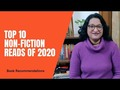 📹 Top 10 Non-Fiction Reads of 2020 | Non-Fiction Book Recommendations