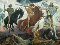 📷 Four Horsemen of the Apocalypse (painting) - Wikipedia