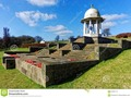 The Chattri: atmospheric war memorial on the South Downs in Sussex, England #architecture #atmospheric #brighton