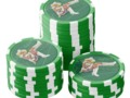 Yee Haw! Las Vegas Gal Poker Chip Set