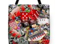 #LasVegasIcons #LasVegas Bag by #Gravityx9 on Prints, Cards, Home Decor and More at #FineArtAmerica -