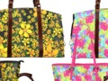Floral Patterned Bags - Tote Bags, Travel bags, backpacks, sling bags & more. #Zippi #gravityx9 #bags -
