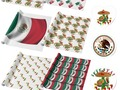 MEXICO Decorating paper -  40% OFF Gift Wrap - Use this code at checkout: ZAZHEADSTART Offer Ends 10/17/2016 -…