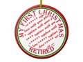My First Christmas Retired Add-a-Photo Frame Ornament by #Frames4you #gravityx9 #Zazzle -