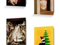 Send holiday greetings with one of these Christmas Cards. Mugs,Shirts,Gifts & more at Redbubble! #SpoofingTheArts -…