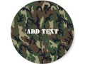 Military Camouflage Pattern Sticker by #Camouflage4you at Zazzle - Available in several shapes and size options.…