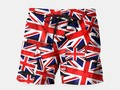 *Union Jack British England UK Flag Fashion at #liveheroes!* This design is also on fashion…
