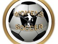 Women's Soccer Ball Clock by #gravityx9 at #Zazzle ~ #WomensSoccer players and fans! A Soccer Ball with a woman's s…