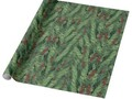 Christmas Tree Background Wrapping Paper * This Christmas tree wrapping paper is great for decorating and for camou…