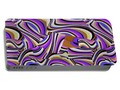 * Groovy Retro Renewal - Purple Waves Portable Battery Charger for Sale by Gravityx9 Designs…