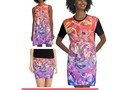 * Summer Sunset Abstract Designed on Women's Fashion by #Gravityx9 Designs at #Redbubble. Complete your summer ward…
