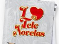 * 'I Love Telenovelas' Sticker by #Gravityx9 at Redbubble * Mexican Soap Opera lovers will love this! * Choose size…