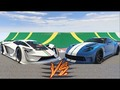 I liked a YouTube video GTA 5 - Top Speed Drag Race (Ocelot Pariah vs. Pegassi Tezeract)