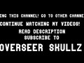 Me ha gustado un vídeo de YouTube ( - SUBSCRIBE TO OVERSEER SKULLZ THIS CHANNEL WILL NOT BE ACTIVE FOR 3