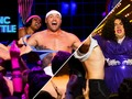 "I liked a YouTube video Fluffy's (Gabriel Iglesias) ""Hot Stuff"" vs. Randy Couture's ""Physical"" 