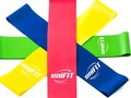 Top quality set of 4 different Loop Resistance Bands