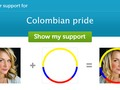 Please help support Colombian pride, add a #Twibbon now!