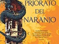 74% done with El priorato del naranjo, by Samantha Shannon