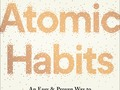 47% done with Atomic Habits, by James Clear