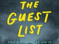 51% done with The Guest List, by Lucy Foley