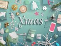 Deals for bloggers Hi-Res Xmas Mockup Scene Generator - only $14!