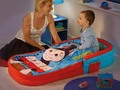 HAPPY LIVING: PORTABLE TRAVEL BEDS FOR KIDS