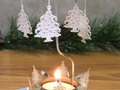 HAPPY LIVING: Amazing Christmas Spinning Candle Holders