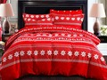 HAPPY LIVING: RED BEDDING SETS GREAT FOR CHRISTMAS & VALENTINE'S...