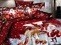 HAPPY LIVING: CELEBRATE CHRISTMAS WITH ELEGANT FADFAY BEDDING SE...