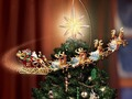 How To Beautify Your Living Room For Christmas via sunyoananda