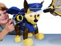 Paw Patrol Mission Police Dog Chase Toy As Holidays Gift