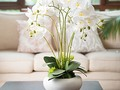 Artificial Flowers Decoration Ideas To Beautify Your Home via sunyoananda