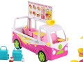 Shopkins Scoops Ice Cream Truck Play Set For Kids