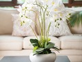 Artificial Flowers Decoration Ideas To Beautify Your Home - via sunyoananda