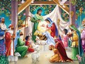 What Christmas Nativity Scenes To Shop Online? - via sunyoananda