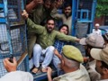 India's Modi consults parties on Kashmir flare-up, separatists cold