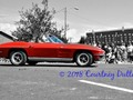 #fliiby 4th of July Celebration -- Parade Photo #9 - Another Cool Red Car