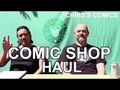 I added a video to a YouTube playlist A Comic Book Shop Haul 4 Y'all - Chris's Comics! Bay Area LCS!