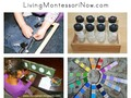 How to Make Your Own Montessori Materials via DebChitwood