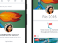 Social Updates: Facebook rolls out a personalized Olympics section in the News Feed, plus Olympic filters and f...