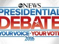 ABC News Radio Sets Debate Coverage - ABC NEWS RADIO's coverage of MONDAY's first Presidential debate at HOFSTR...