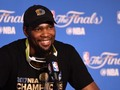 Kevin Durant went head-to-head with some fans and haters on Twitter