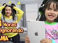 I liked a YouTube video 24 HORAS ignorando a mi MADRE | Se vuelve loca