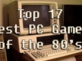 I liked a YouTube video LGR - Top 17 Best PC Games of the 80's