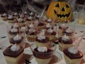 #cheesecake#mini#shots#halloween#fiestas#eventos#party