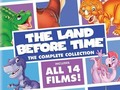 $24.99 (reg $60) The Land Before Time: The Complete Collection
