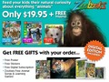 Zoobooks Summer Sale - Only $19.95 on subscription on Zoobooks, Zootles, Zoobies + FREE GIFTS